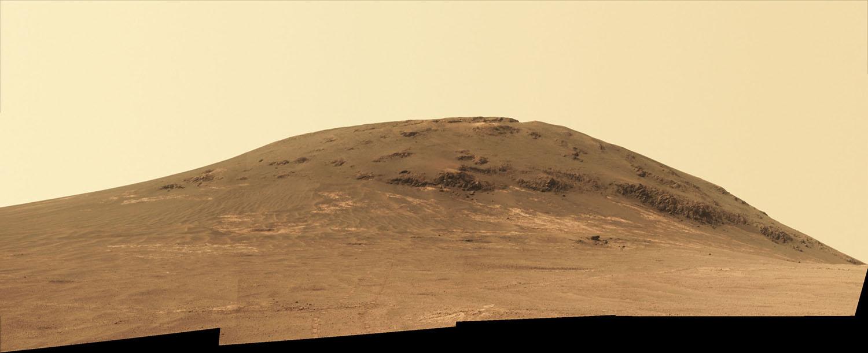 Марсоход «Opportunity» начал исследование Perseverance Valley